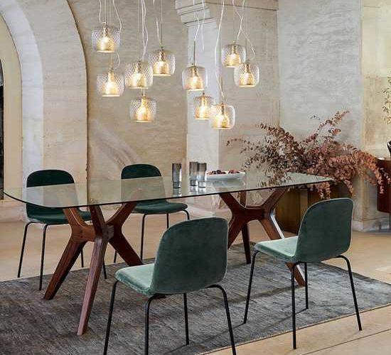 6 Original Tables For A Dining Room That Amazes