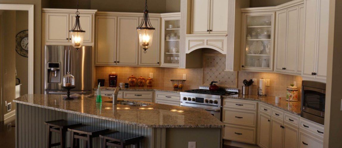 Amenagement dinterieur de cuisine dangle options dagencement et conseils pour