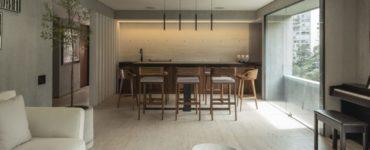 Appartement T 801 par Acunsa Arquitectos à Mexico
