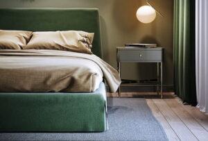 photo tendances de design d'intérieur de chambre à coucher