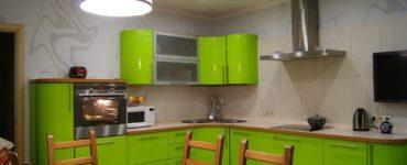Cuisine couleur citron vert caracteristiques dun interieur lumineux et options