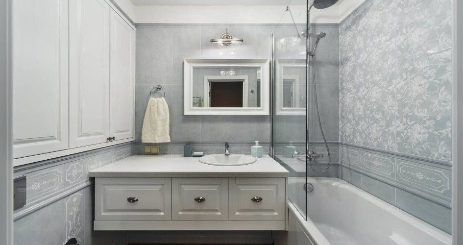 Salle de bain 4 m² De grands plans pour