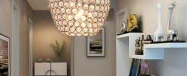 1625160091 Lustre dans le couloir une variete de luminaires