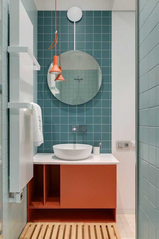 La signification de la couleur corail et des combinaisons pour s'adapter à votre maison