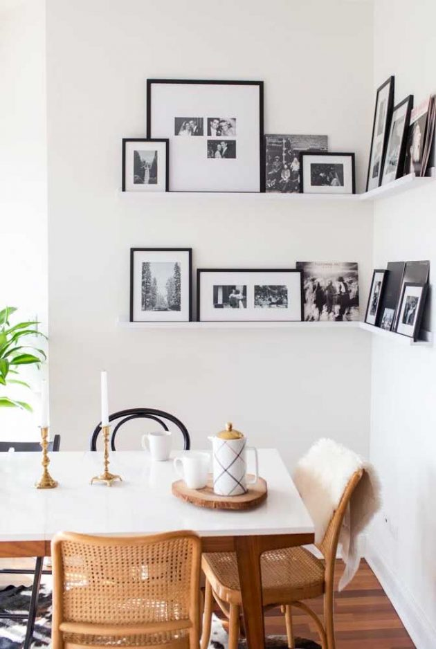 Comment choisir la bonne étagère de cadre pour votre maison