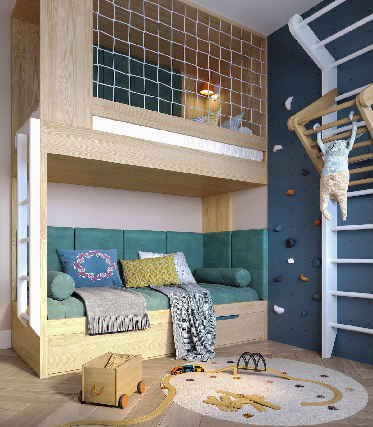 photo de conception de chambre d'enfant 1