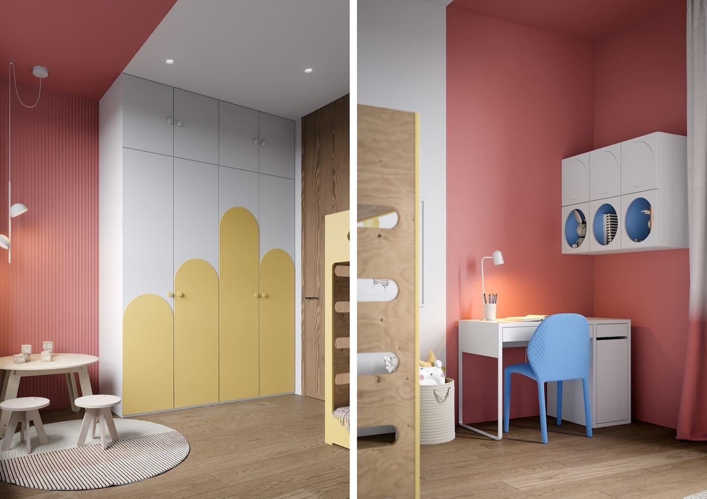 photo de conception de chambre d'enfant 8