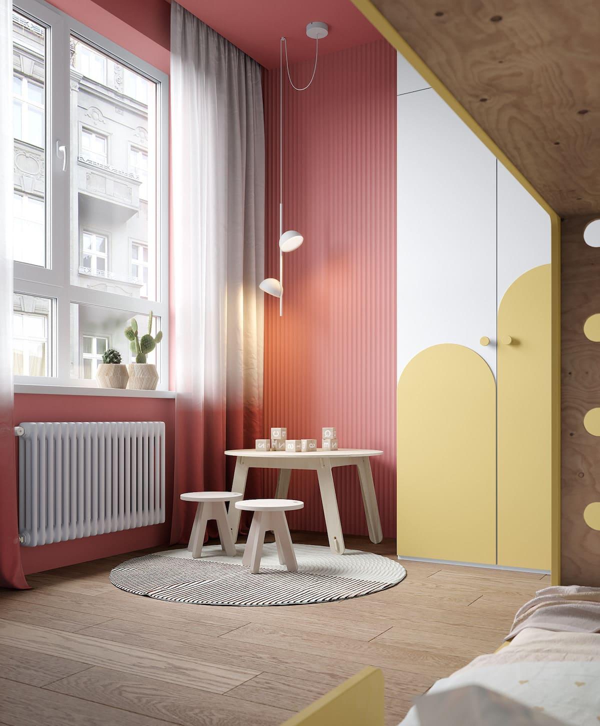 photo de conception de chambre d'enfant 7