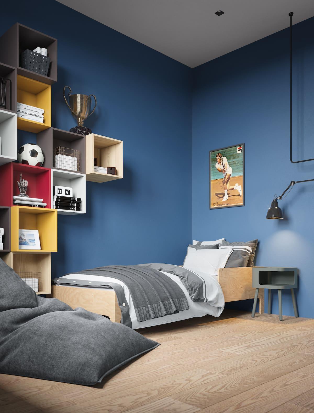 photo de conception de chambre d'enfant 10