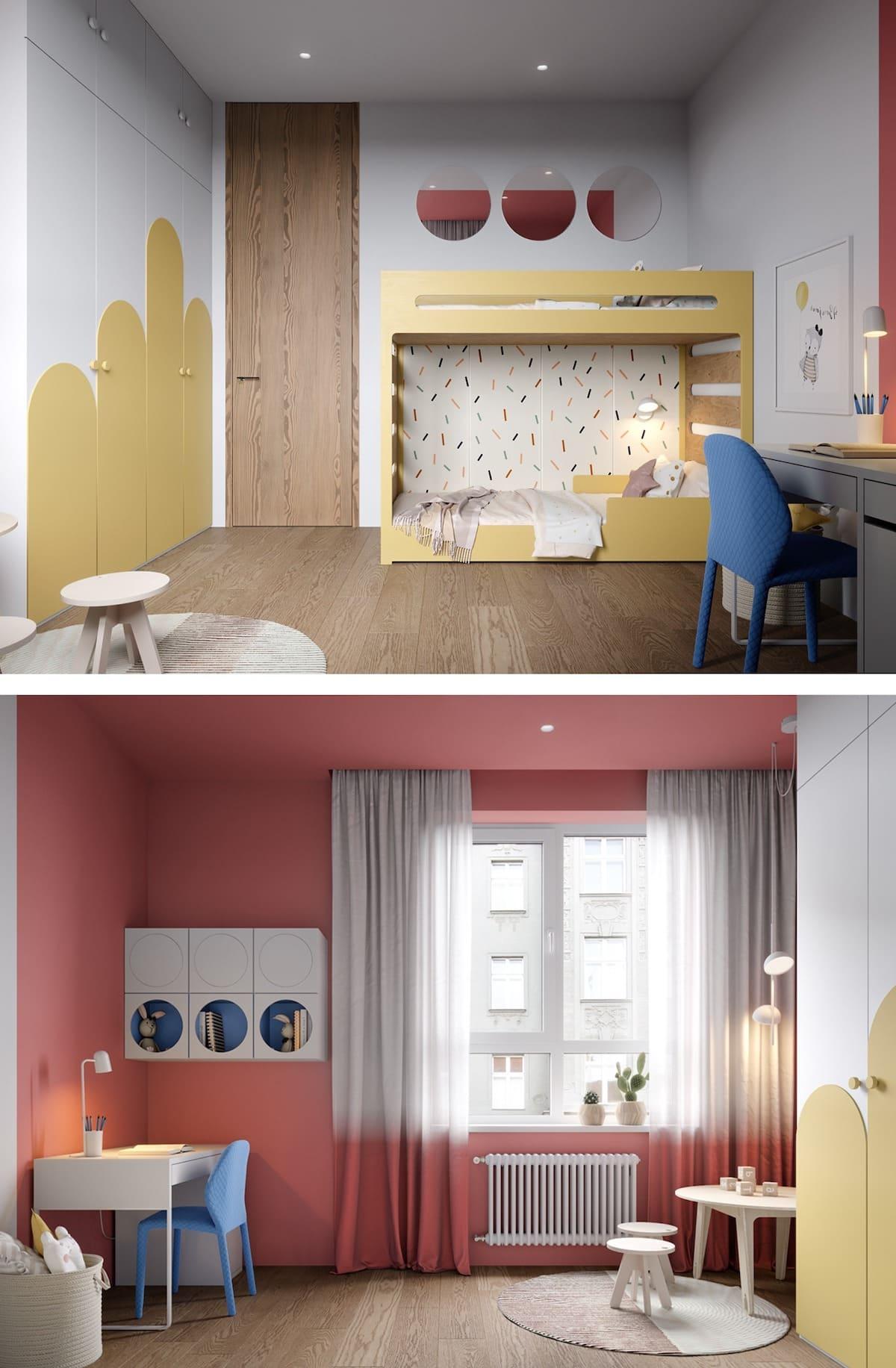 photo de conception de chambre d'enfant 9