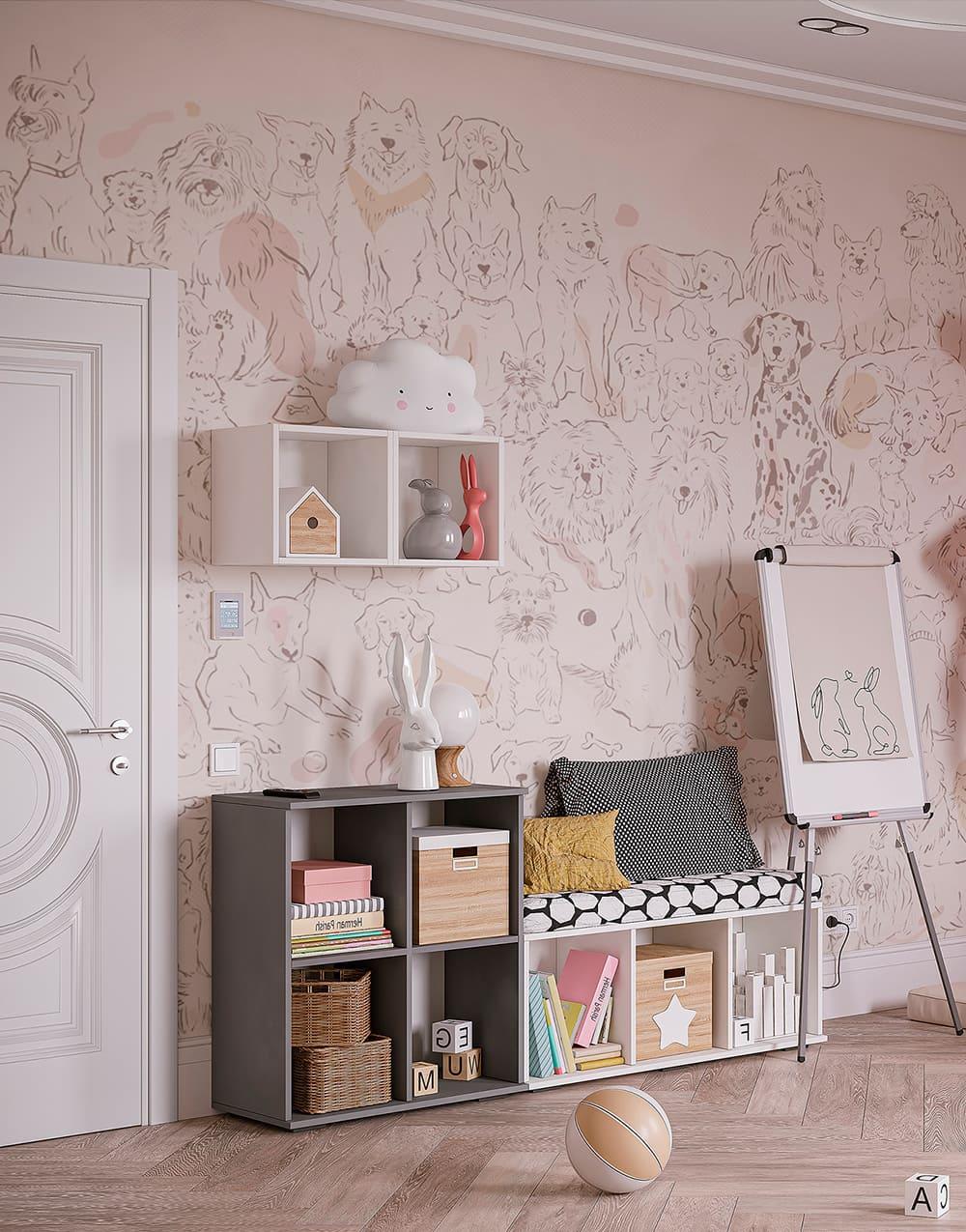 conception de la chambre des enfants photo 16