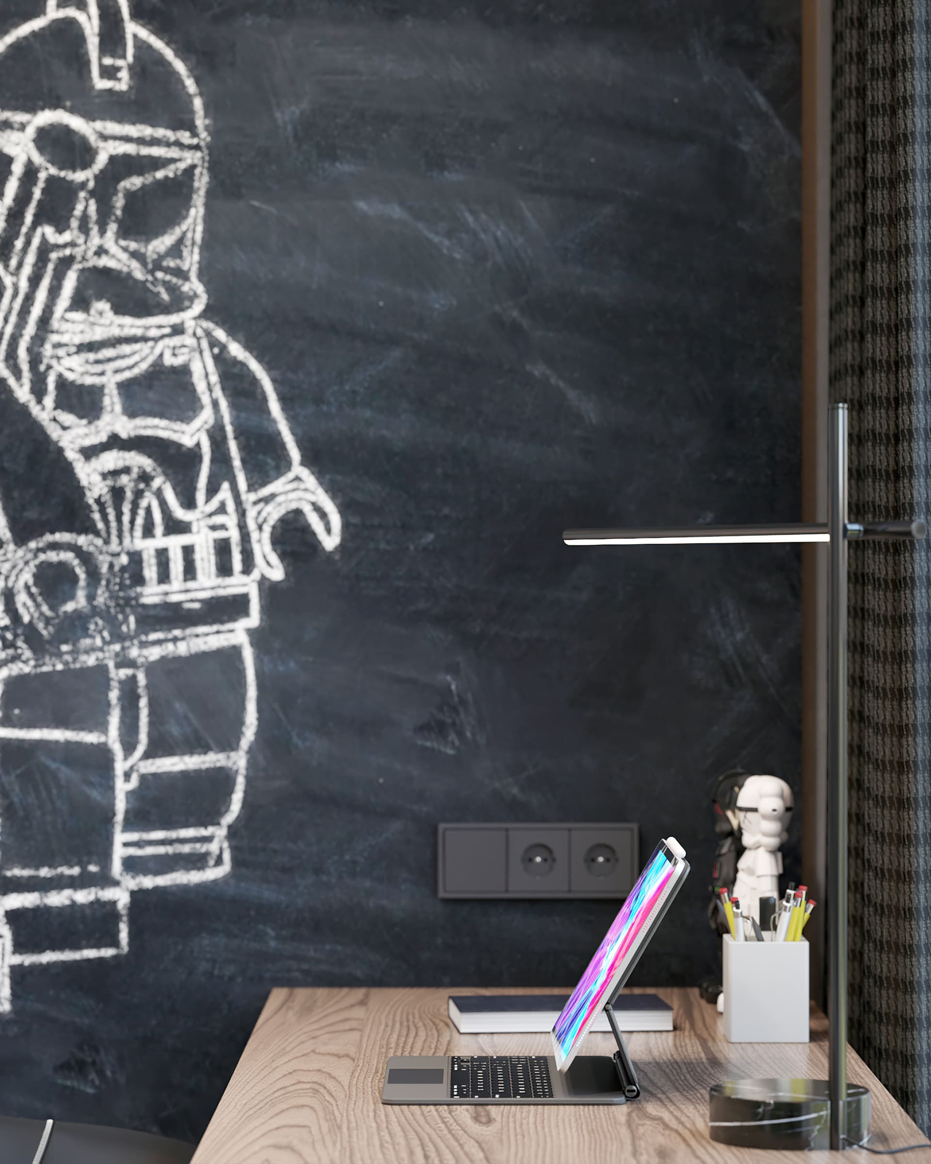 photo de conception de chambre d'enfant 35