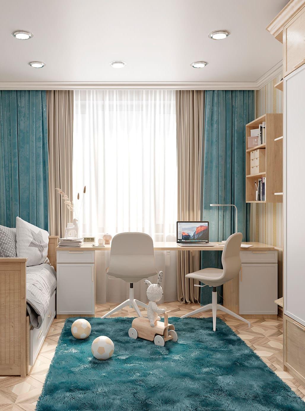 photo de conception de chambre d'enfant 36