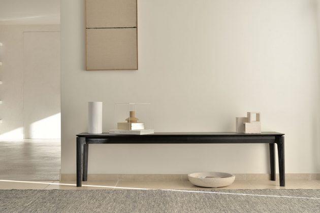Comment apporter du contraste dans votre intérieur avec une décoration noire