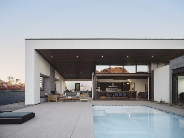 Big Top House par The Ranch Mine à Phoenix, Arizona