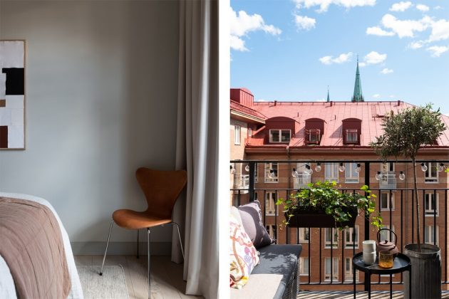 La conception de la maison de rêve - Cuisine ouverte et salon