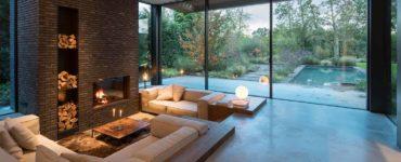 modern-villa-sunken-living-room