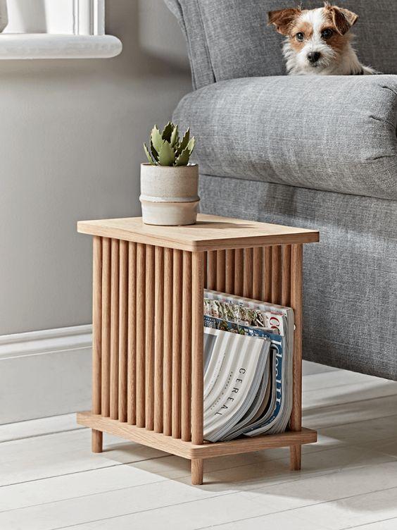 De magnifiques tables décoratives pour toute la maison