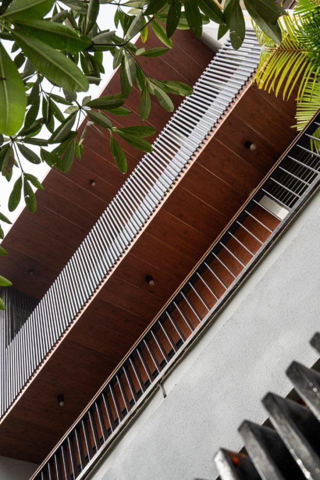 The Green House par Unbox Design à Noida, Inde