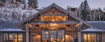 1626521571 La cabane dhotes du Montana offre une escapade confortable dans