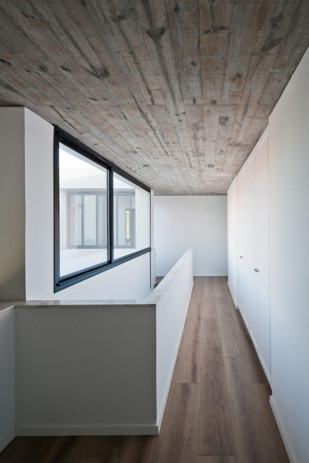 Maison Olivos par TATU Arquitectura à Montevideo, Uruguay