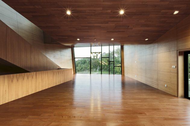 Villa Cipea par Sanaksenao Architects à Najing, Chine