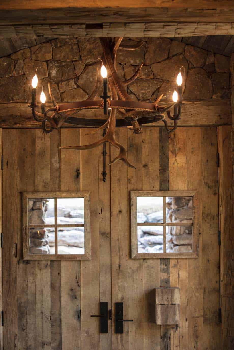ferme-rustique-ranch-style-entrée