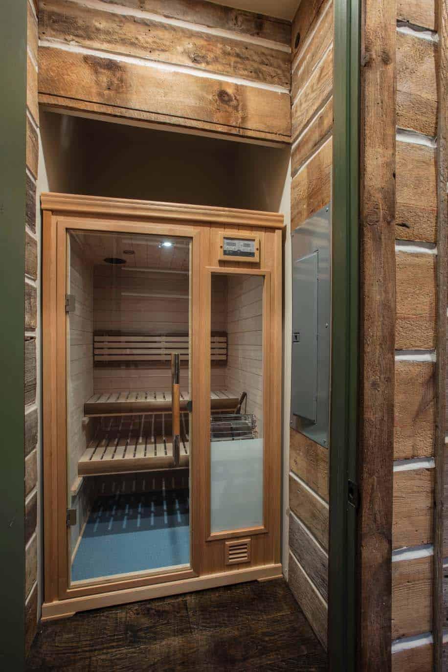 ferme-rustique-salle-de-bain-sauna