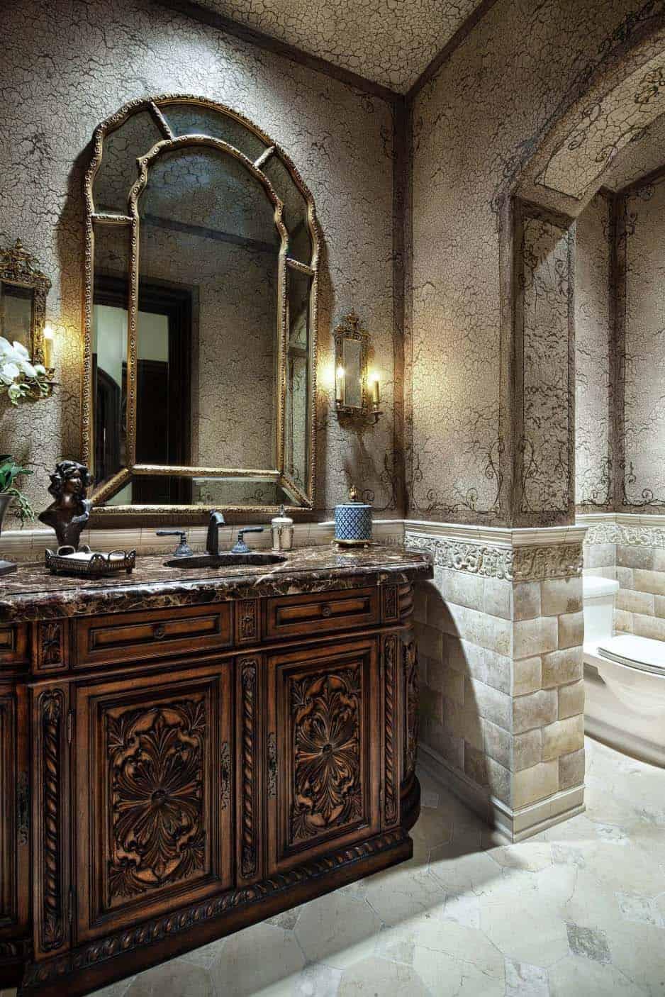 salle-de-bain-en-poudre-traditionnelle-manoir-anglais