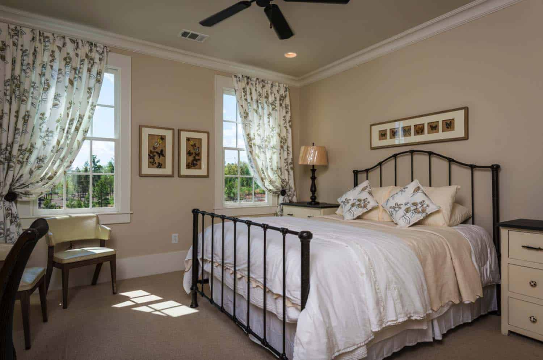 chambre-cottage-traditionnelle-tout-américaine