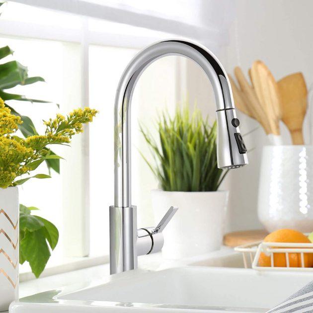 Les meilleurs robinets qui donneront une touche de luxe à la cuisine