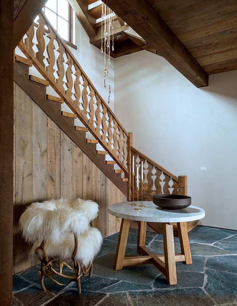 escalier-chalet-alpin