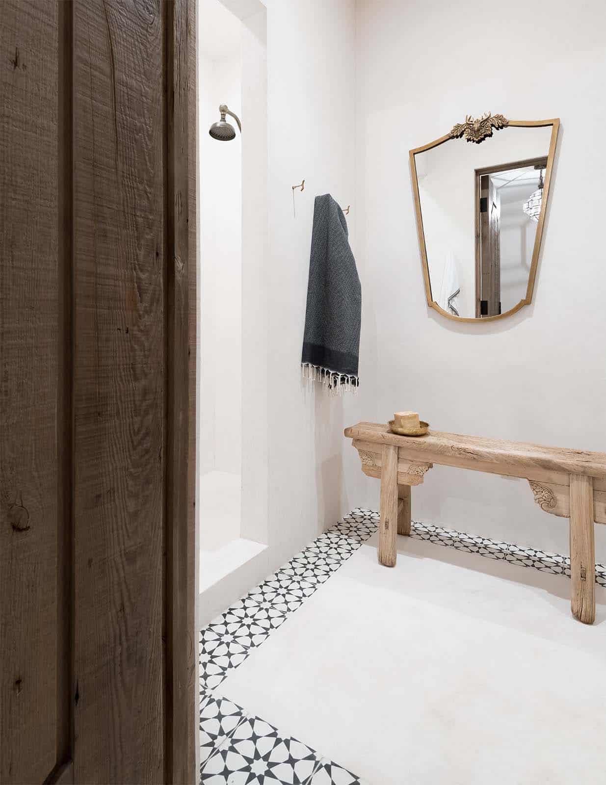 chalet-alpin-maître-salle-de-bains-douche