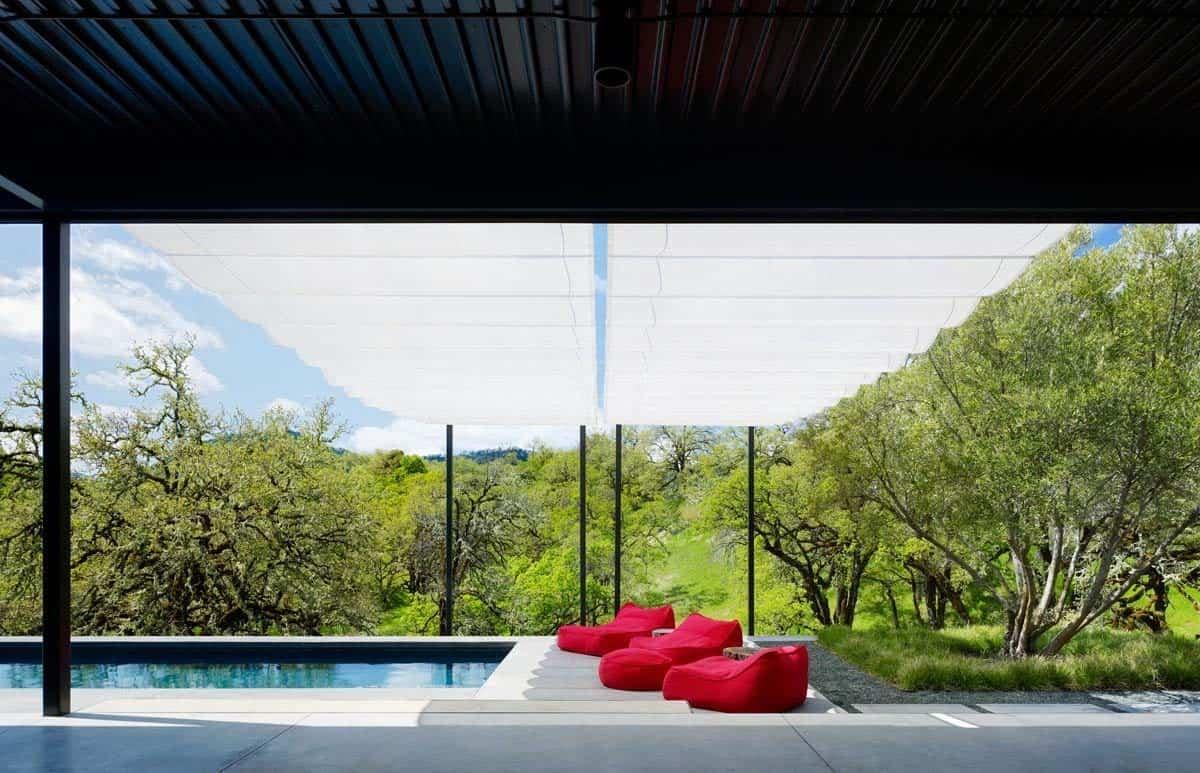 maison-préfabriquée-piscine