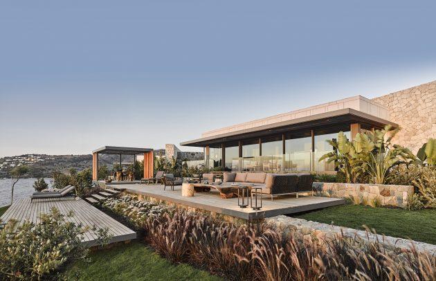 Les résidences Ritz-Carlton by SAOTA à Bodrum, Turquie
