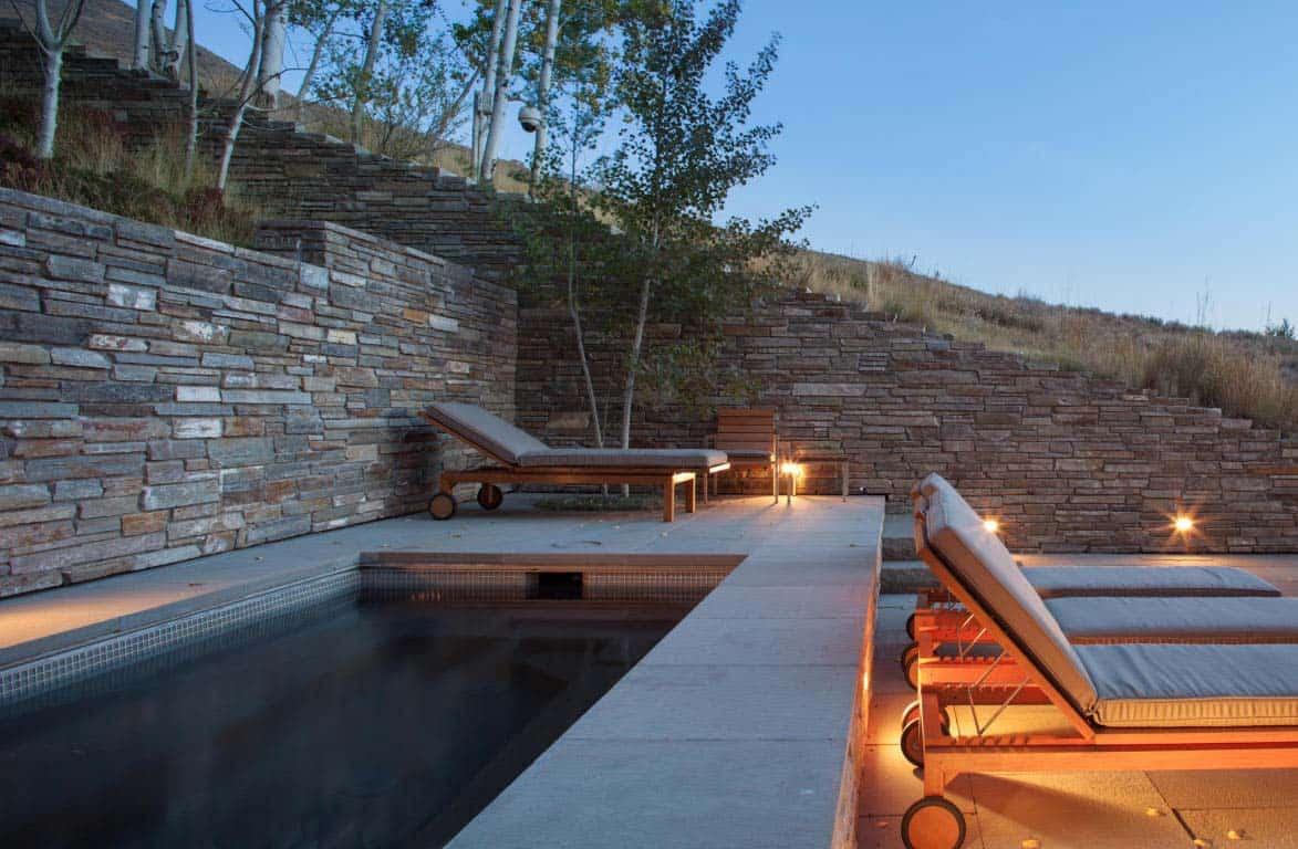 maison-contemporaine-piscine