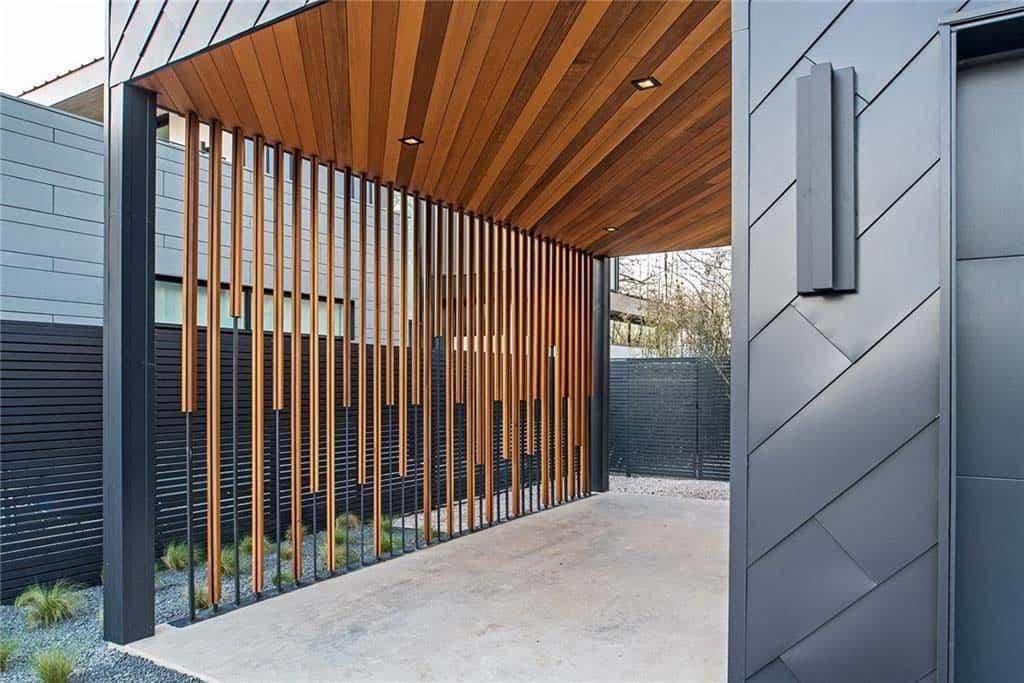 maison-contemporaine-exterieur-garage