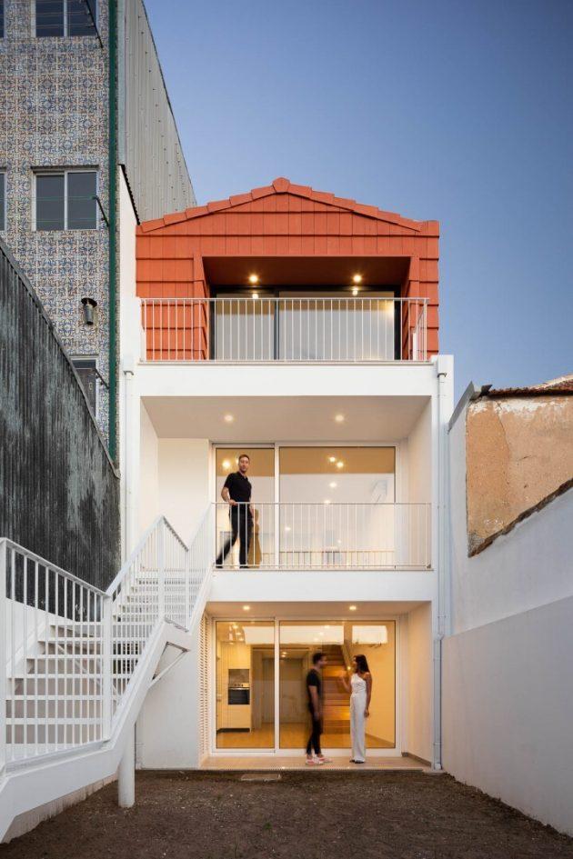 Maison São Bartolomeu de Sonia Cruz - Architecture à Aveiro, Portugal