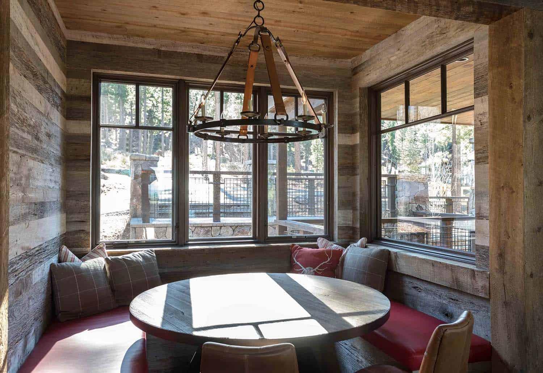rustique-contemporain-retraite-de-ski-cuisine-coin-petit-dejeuner