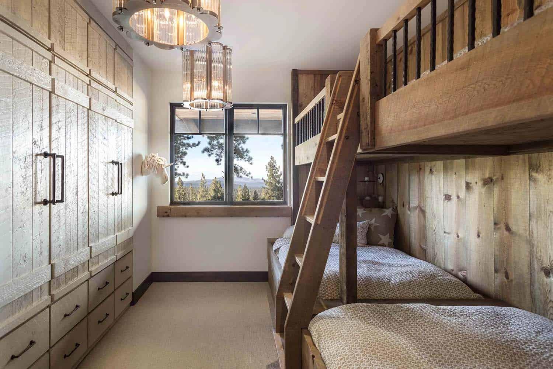 rustique-contemporain-chambre-enfants-superposés