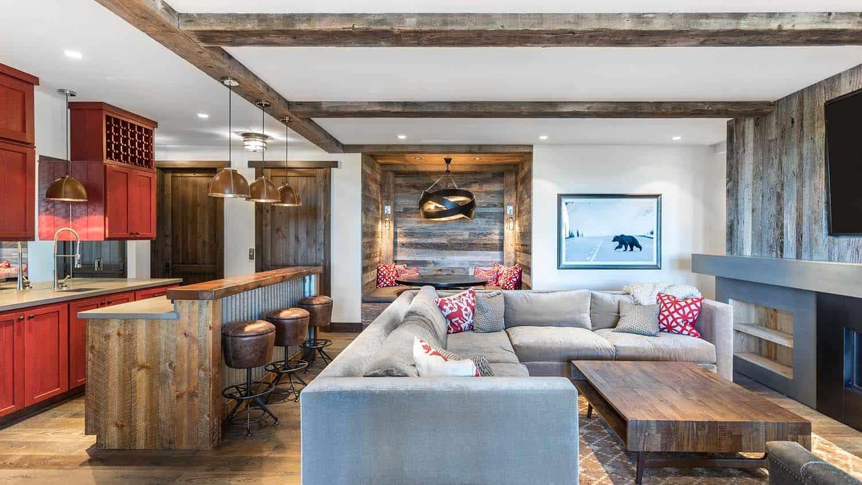 chambre-familiale-rustique-contemporaine-retraite-de-ski