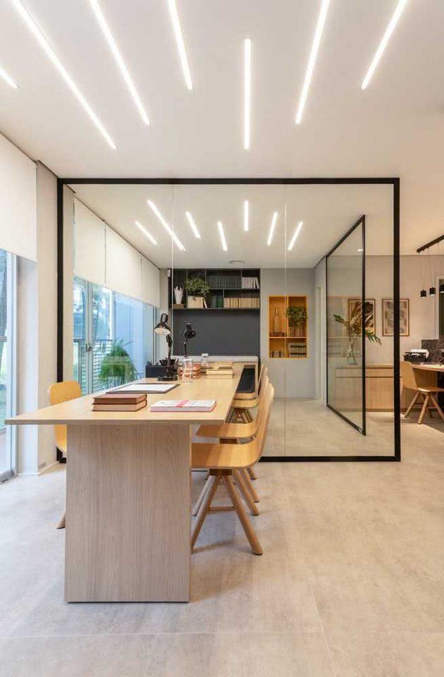 Avantages d'avoir une cloison en verre dans votre maison