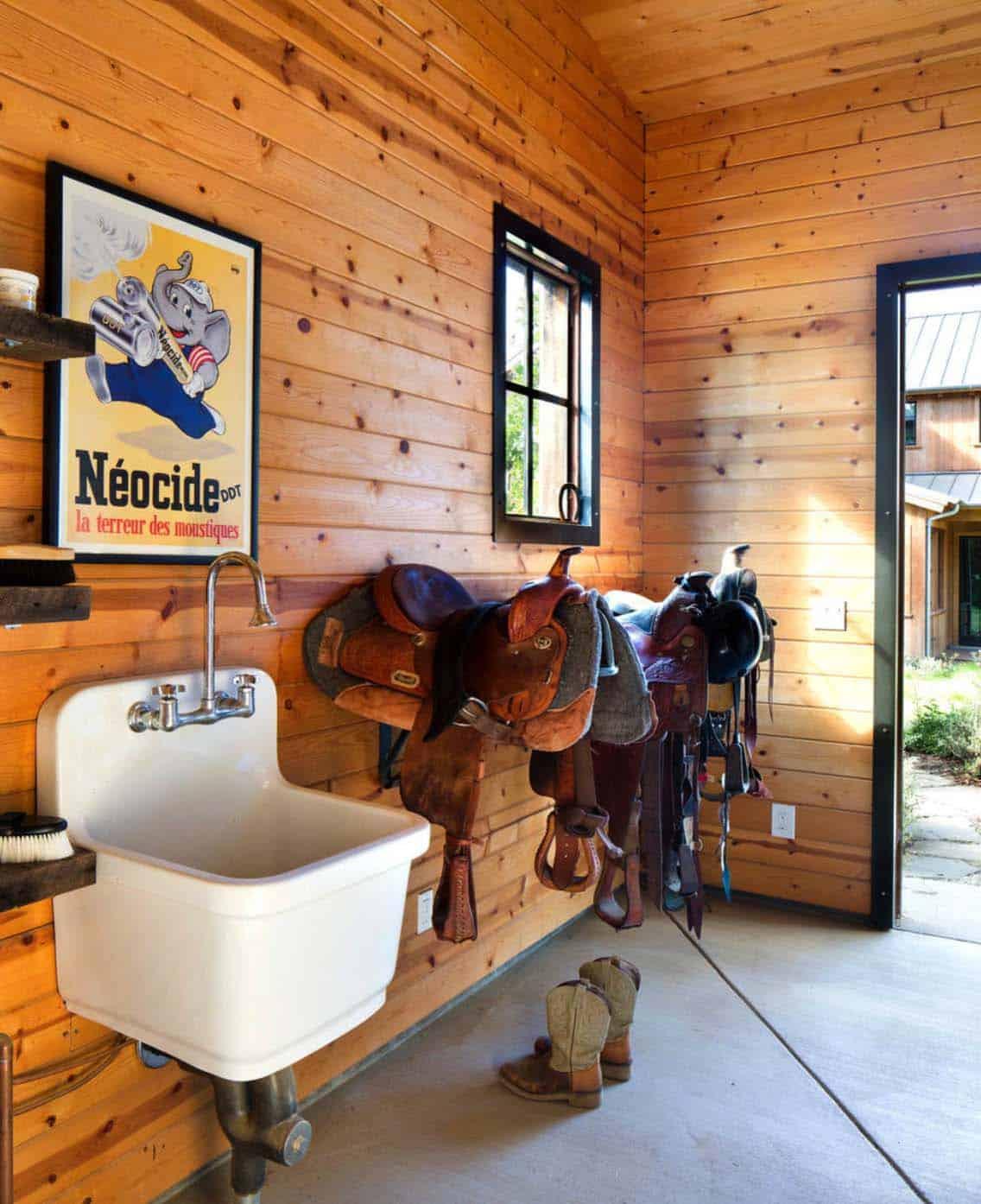 salle d'eau-rustique