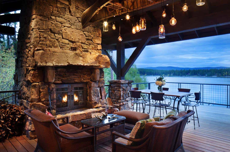 maison-lac-rustique-patio