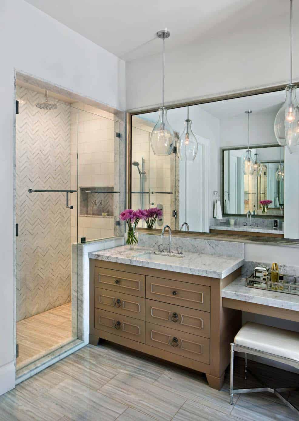 salle de bain principale transitionnelle