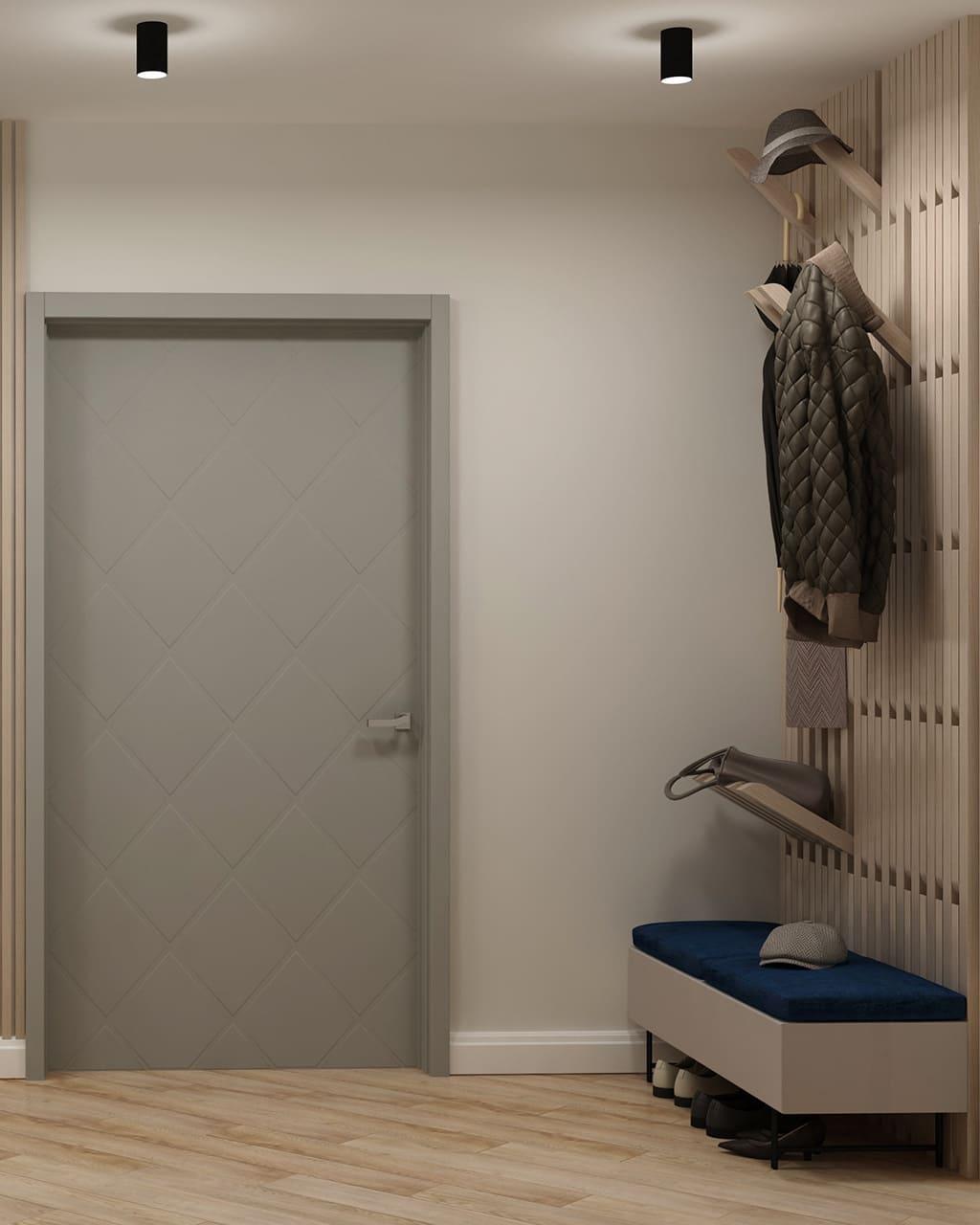 design d'intérieur couloir photo 67