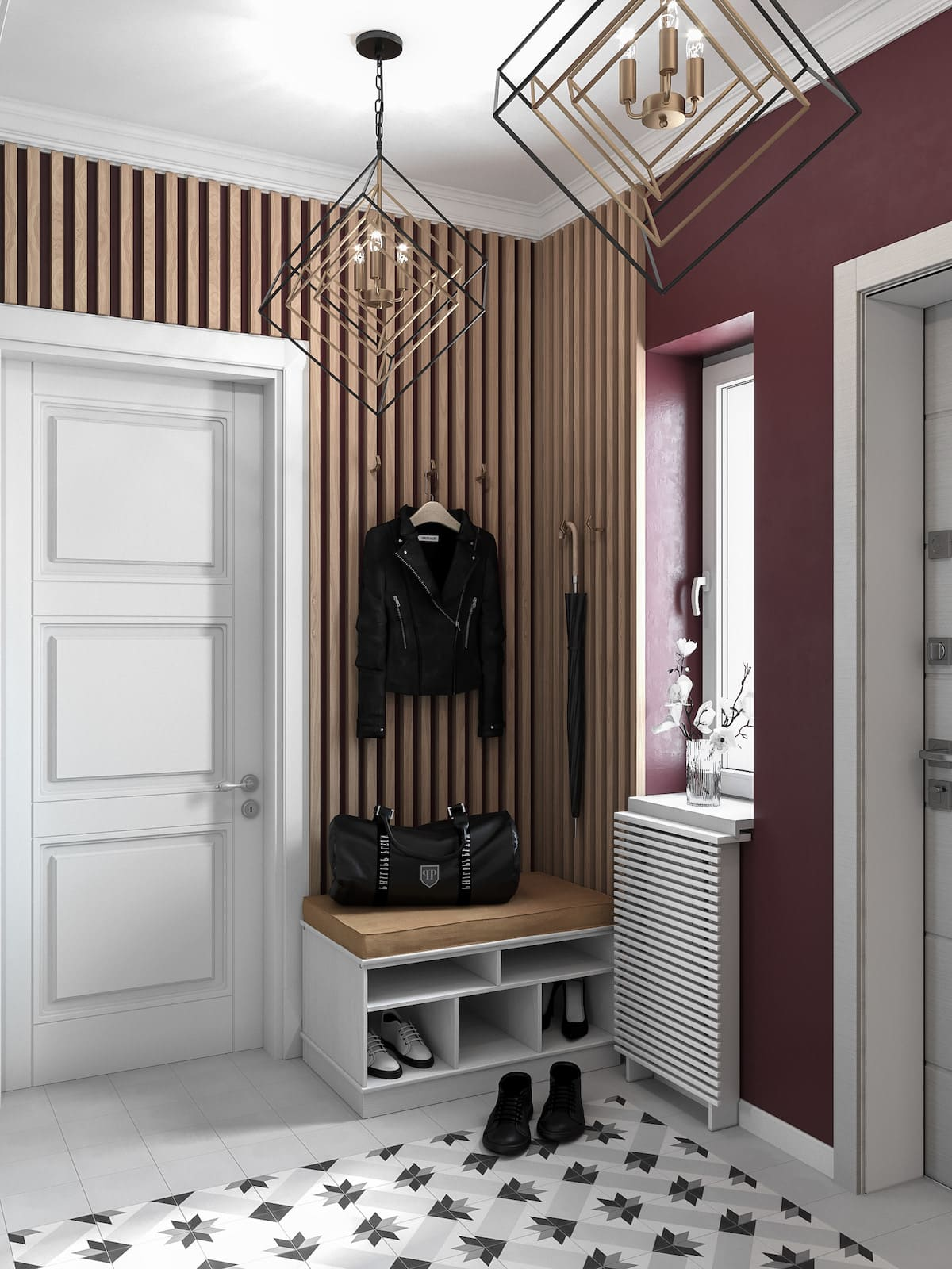 design d'intérieur couloir photo 1