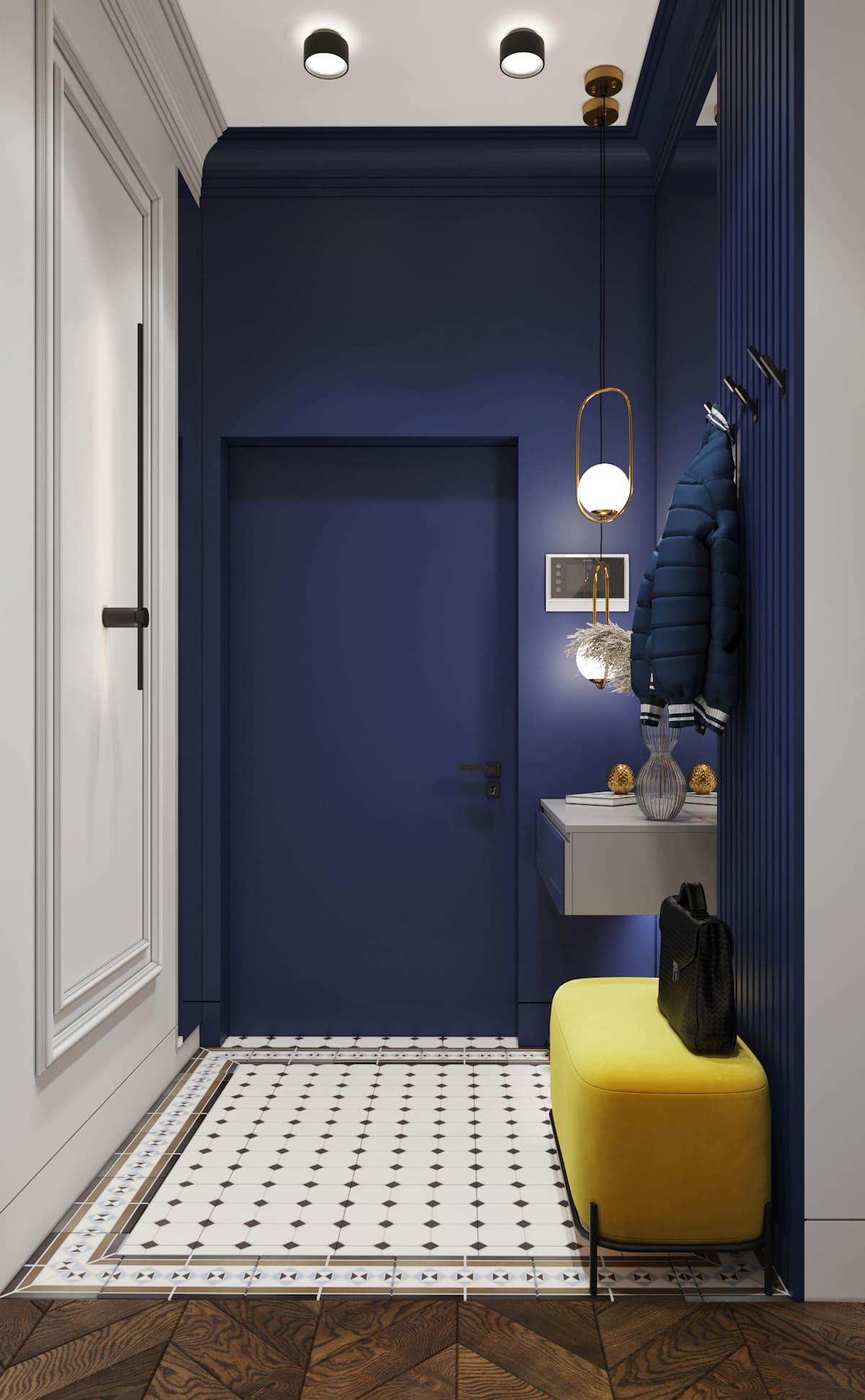 design d'intérieur couloir photo 3