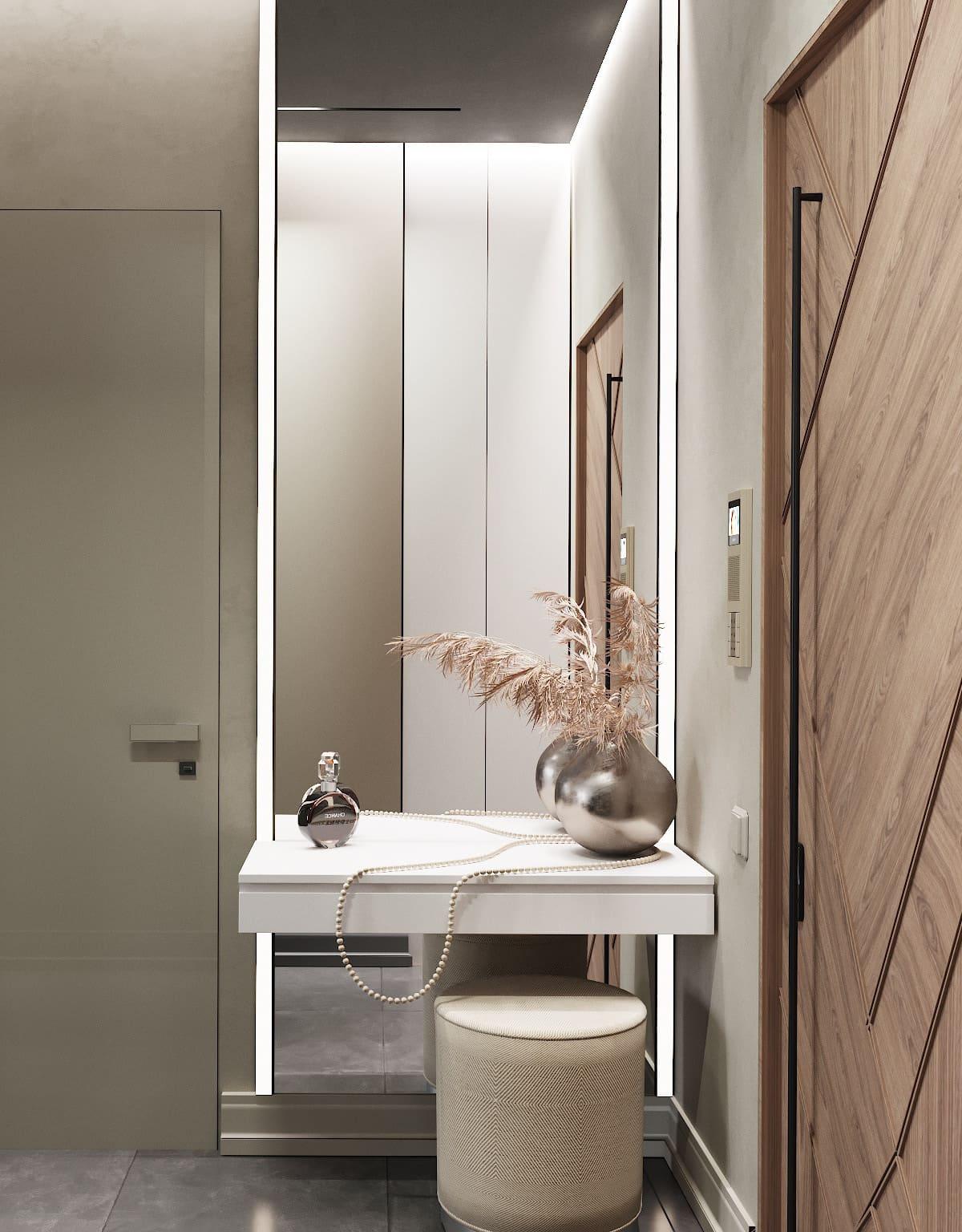 photo de couloir de design d'intérieur 69