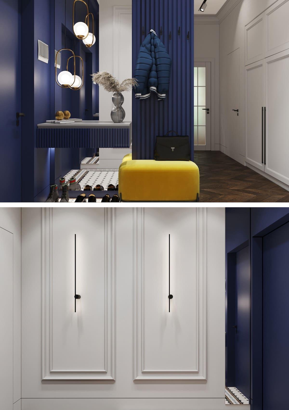 design d'intérieur couloir photo 5